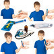 The boy is doing a test for diabetes - PhotoDune Item for Sale