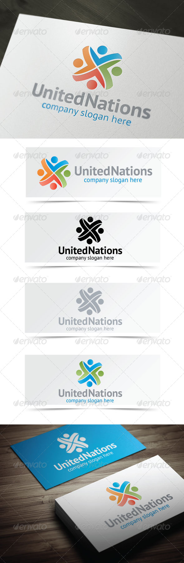 GraphicRiver United Nations 4385403