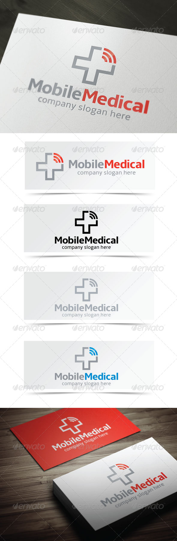 GraphicRiver Mobile Medical 4385408