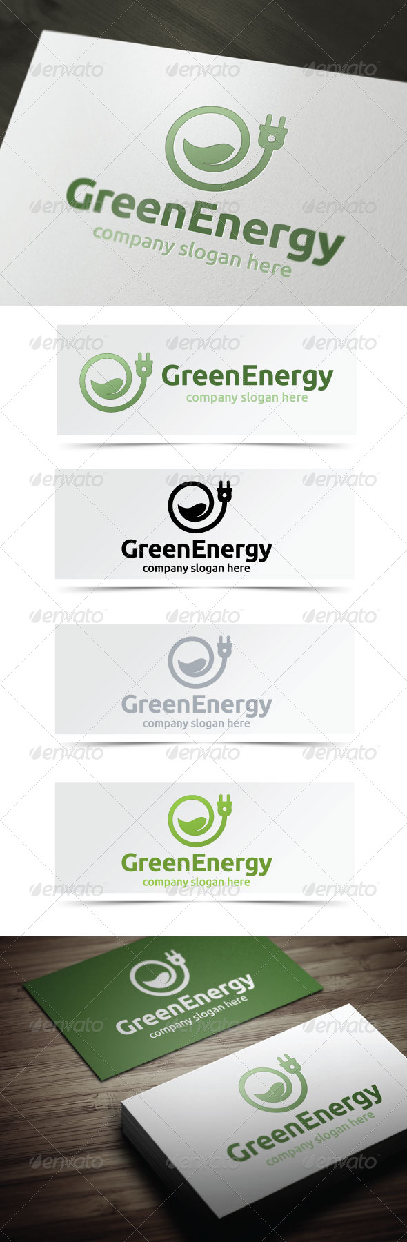 GraphicRiver Green Energy 4385423