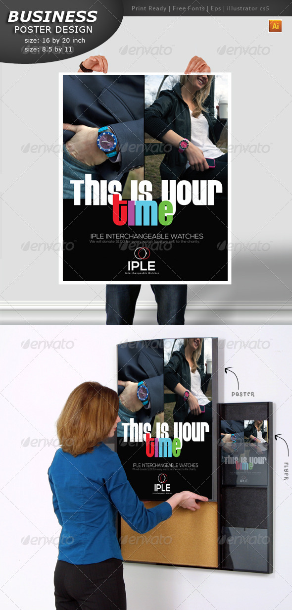 GraphicRiver Poster and Flyer Design 4281057