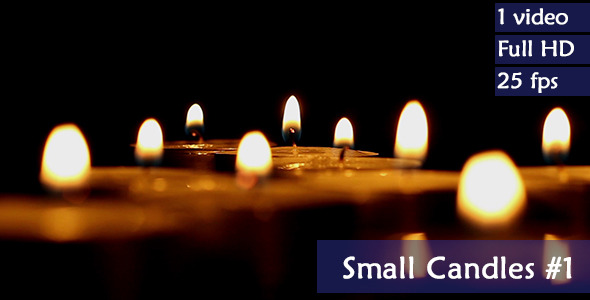 Small Candles 1