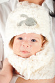 Beauty baby with bunny cap - PhotoDune Item for Sale