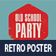 Retro Poster & Flyers - GraphicRiver Item for Sale