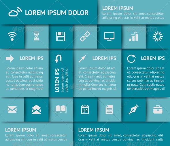 GraphicRiver Web Design Elements 4390311