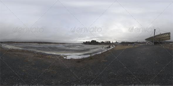 3DOcean Nature HDRI IV River Shore 4390341