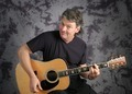 Stock Photo of Mature Male Guitarist 2