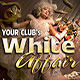 Fine Art Styled White Affair with Back & FB Cover - GraphicRiver Item for Sale
