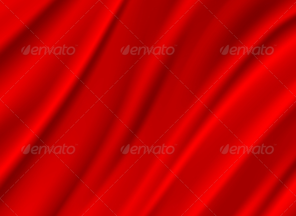 GraphicRiver Red Silk Backgrounds 4394676