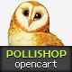 Pollishop – OpenCart Theme  Free Download