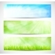Set of Spring Banners - GraphicRiver Item for Sale