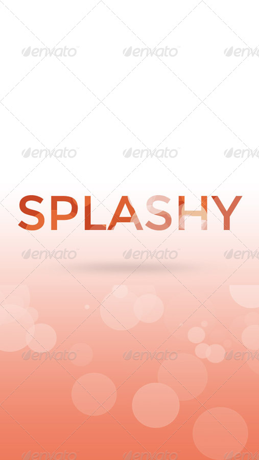 Splashy - HD Mobile Ui Elements