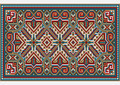 Design Ethnic Rug in Bright Colors - PhotoDune Item for Sale