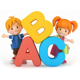 Baby ABC App for Titanium