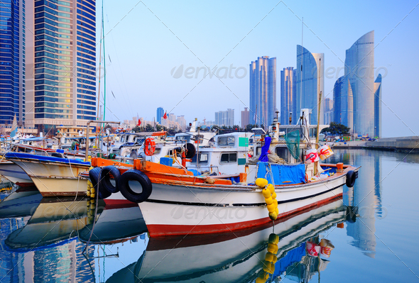 Busan - Stock Photo - Images