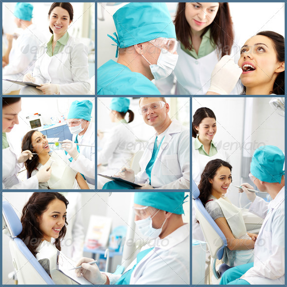 Dental care - Stock Photo - Images