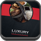 Luxury Restaurant Menu Design Template - GraphicRiver Item for Sale