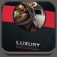 Luxury Restaurant Menu Design Template - GraphicRiver Item for Sale