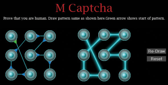 CodeCanyon M Captcha 4399437