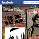 FB Timeline Cover - Street Art Stencil and Posters - GraphicRiver Item for Sale