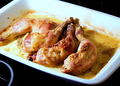 Baked chicken leg - PhotoDune Item for Sale