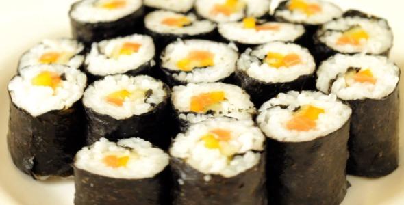 Home Made Sushi Maki