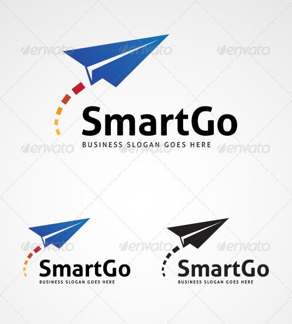 GraphicRiver SmartGo Logo Design 4406432