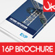 16 Pages Energy Construction Corporate Brochure - GraphicRiver Item for Sale