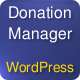 Donation Manager Pro - CodeCanyon Item for Sale