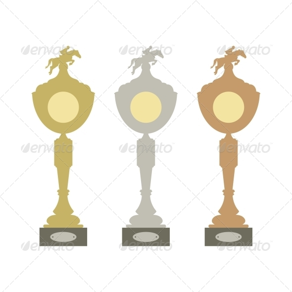 GraphicRiver Sports Trophies 4406921