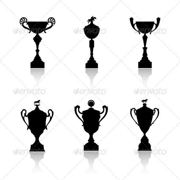 GraphicRiver Sports Trophies 4406926