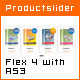 XML Basic Productslider based on Flex 4 / AS3 - ActiveDen Item for Sale