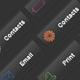 Nice H Menu Buttons - ActiveDen Item for Sale