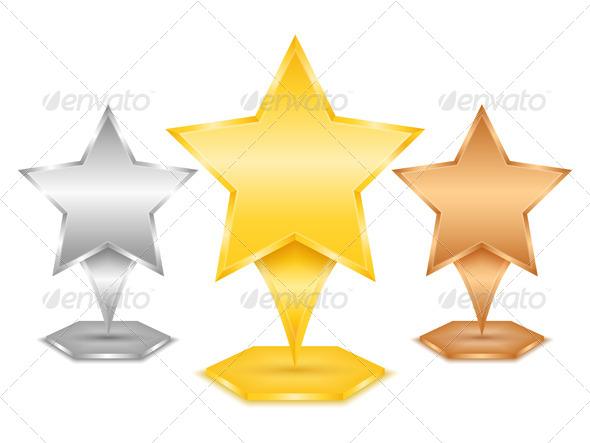 GraphicRiver Stars 4408764