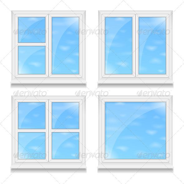 Animated House Windows : Cartoon house windows dondrup
