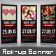 Corporate Roll-up Banner - Eye-catching Event - GraphicRiver Item for Sale