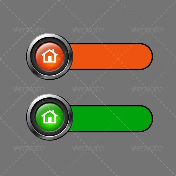 GraphicRiver Web Buttons 4408947
