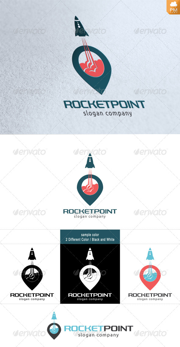 GraphicRiver RocketPoint 4409261