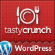 Tasty Crunch – Food Recipe and Restaurant theme