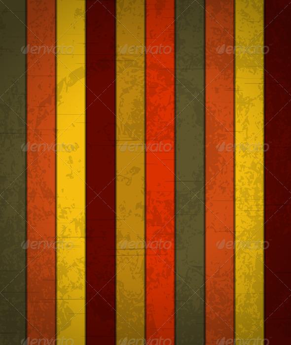 GraphicRiver Retro Clolored Background 4409614