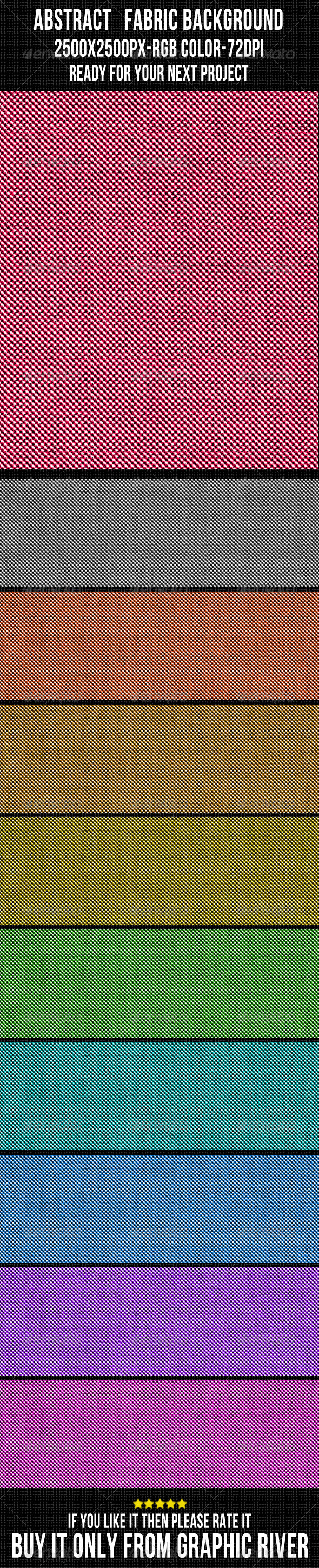 Fabric Background Set 12