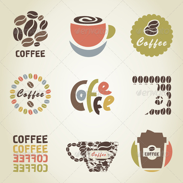GraphicRiver Coffee Icon 4 4411075