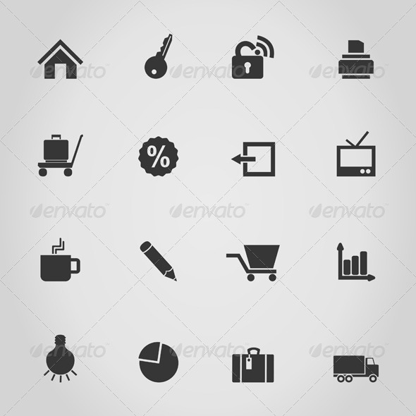 GraphicRiver Icon the Internet 3 4411100