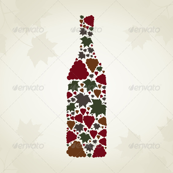 GraphicRiver Wine 4 4411118