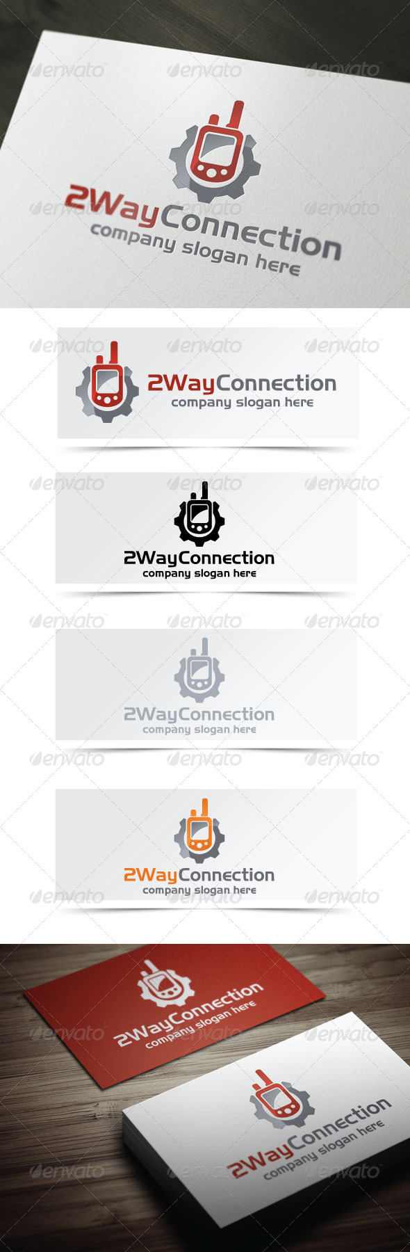 GraphicRiver 2Way Connection 4411586