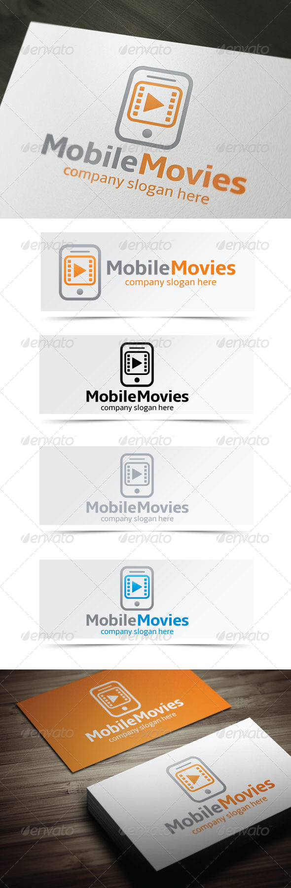 GraphicRiver Mobile Movies 4411669