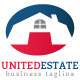 United Real Estate Logo Template - GraphicRiver Item for Sale
