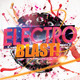 Electro Blast Flyer - GraphicRiver Item for Sale