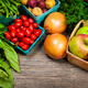 Fresh market fruits and vegetables - PhotoDune Item for Sale