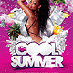 Cool Summer - GraphicRiver Item for Sale